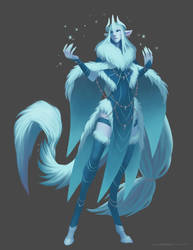 Adoptable Auction - 'Frosted Glass' [CLOSED]