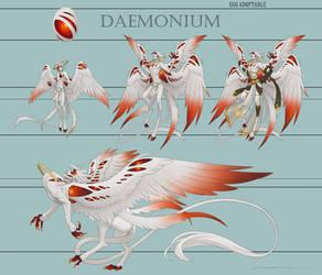 Egg Adoptable - Daemonium