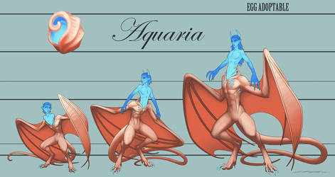 Egg Adoptable - Aquaria