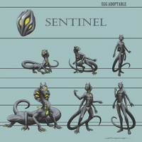 Egg Adoptable - Sentinel