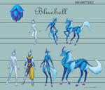 Egg Adoptable - Bluebell