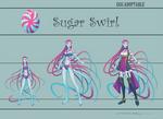 Egg Adoptable - Sugar Swirl
