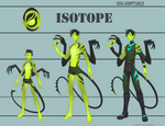 Egg Adoptable - Isotope