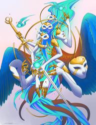 Commission: Angel