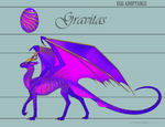 Egg Adoptable - Gravitas