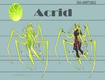 Egg Adoptable - Acrid