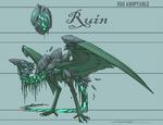 Egg Adoptable - Ruin
