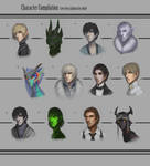 Character Roster 2021