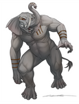 Julycanthropy - Elephant
