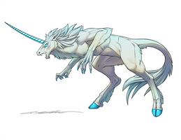Julycanthropy - Unicorn