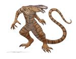 Julycanthropy - Desert Monitor