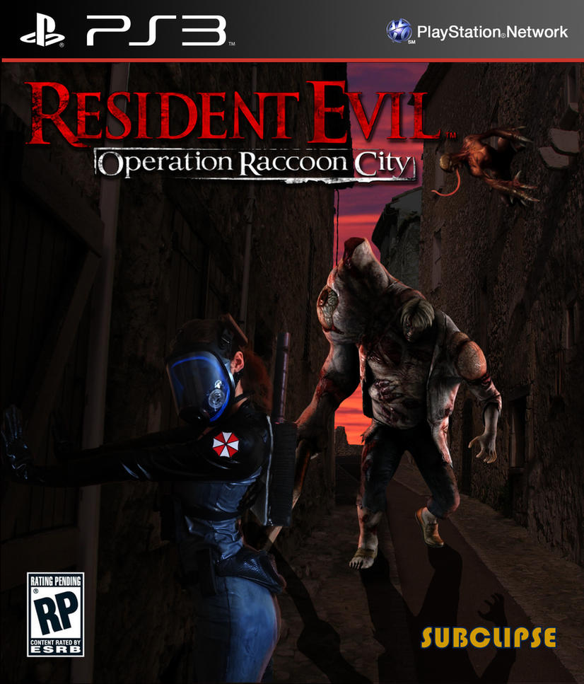 Resident evil operation raccoon city porn lupo  adult photos