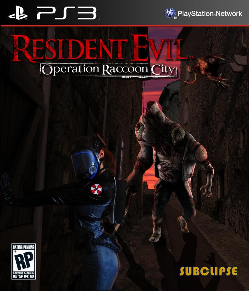 Resident evil operation raccoon city porn lupo  hentai scene