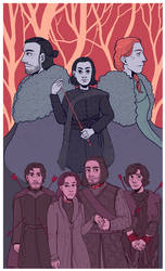 The North remembers by EwEd96