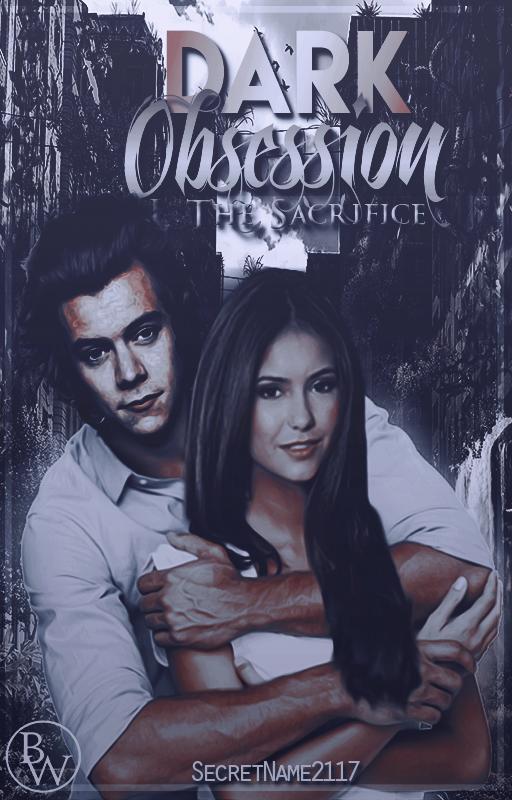 Dark Obsession   Wattpad Cover by blackheartHS on DeviantArt
