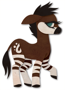 My Little Okapi