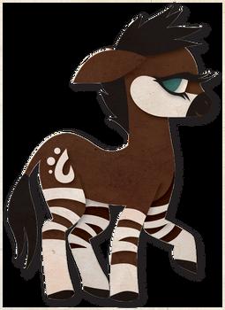 My Little Okapi