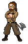 Kelthe Pokemon Sprite by Sleepwalks