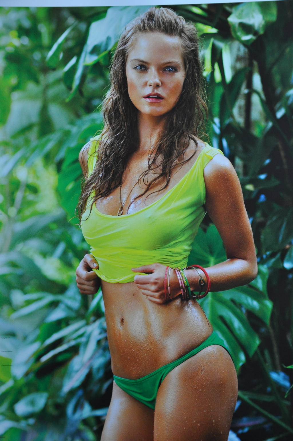 Jessica Perez Wuerth Calendar 2014 by nobii on DeviantArt