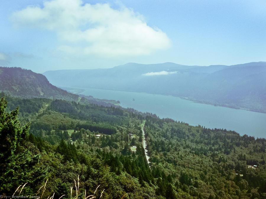 Top of the hill by brandojones