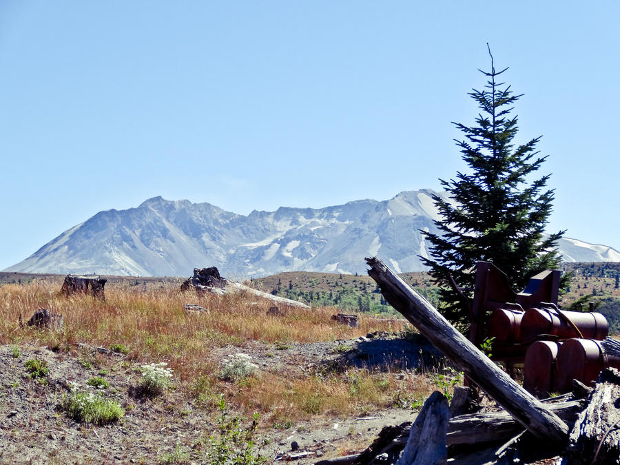 Top of the mountain by brandojones