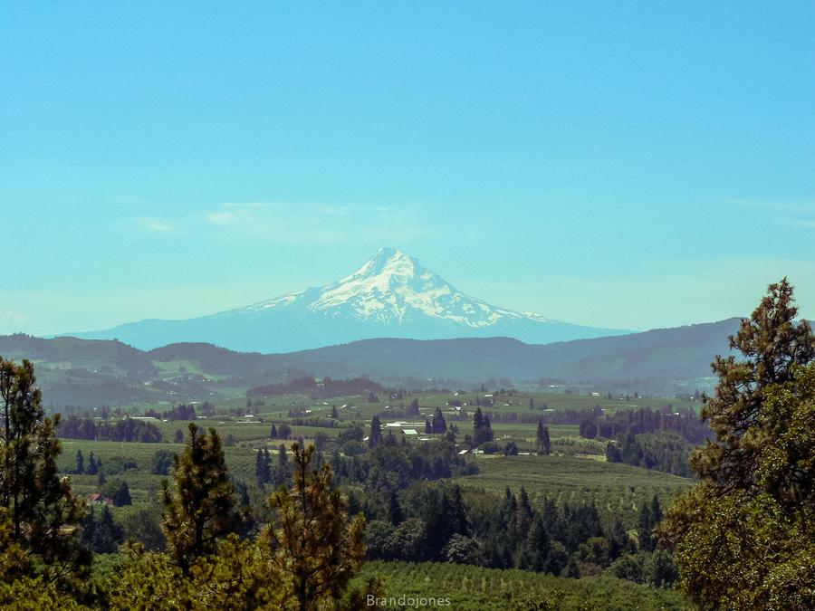 Below the mountain by brandojones