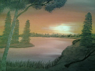 Evening by Wildscaper