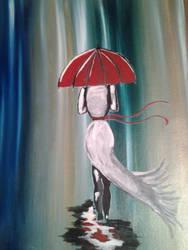 Umbrella 3 by Wildscaper