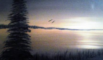 Dusk by Wildscaper