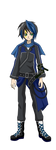 Takuto Yureshiki/Trent Yingate. (Yu-Gi-Oh! OC) by YuNocts19