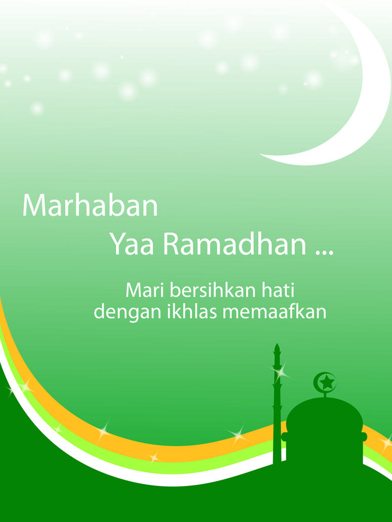 marhaban ya ramadhan by indyshy on DeviantArt