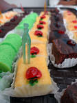army of cake
