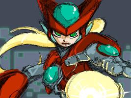 Megaman Zero 4 hahaha