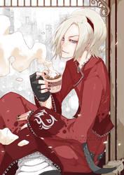 Coffee and Ash