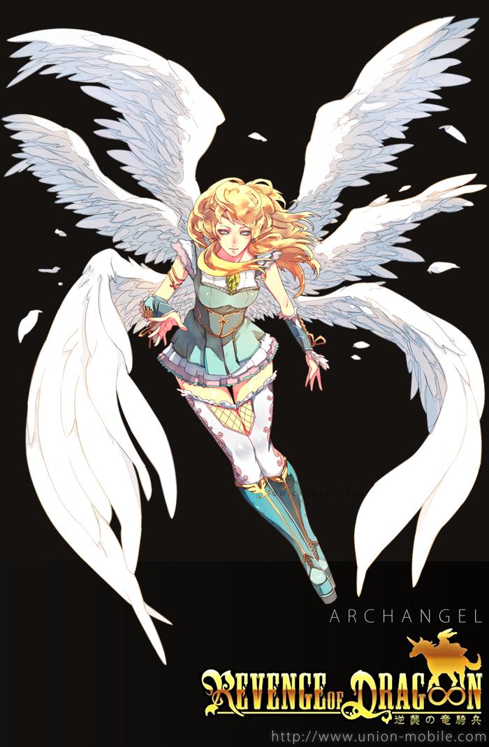 The Archangel by wickedalucard