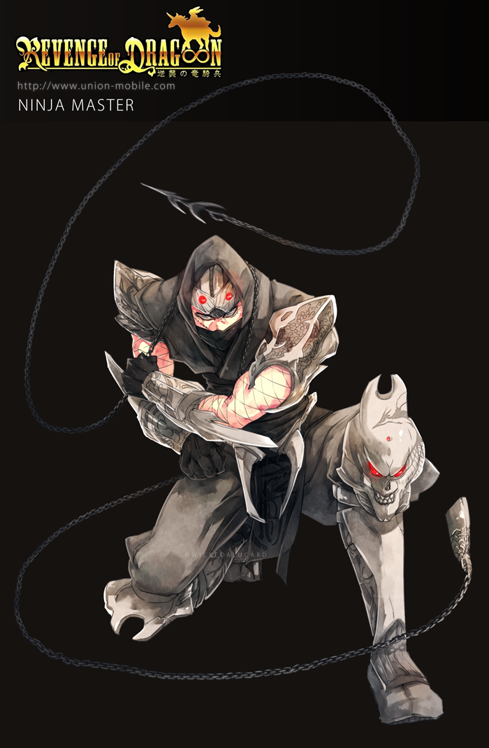 Ninja master by wickedalucard