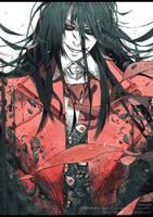 Vampire Hunter by wickedalucard