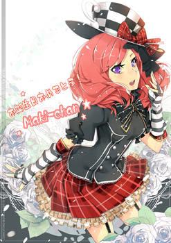 Maki-chan Happy Birthday!