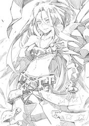 Hao Asakura sketch