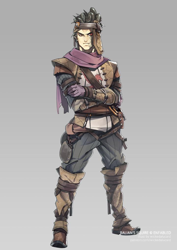 Balian's Squire