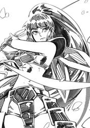 Lady Kayura by wickedalucard