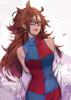 Android 21 rkgk