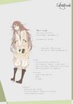 Echofreak Profile - Melinda
