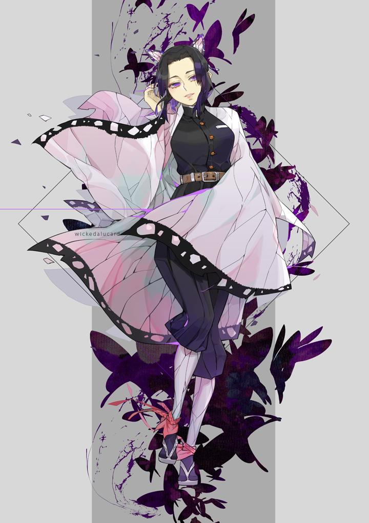 Shinobu (Kimetsu No Yaiba)
