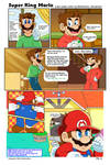 Super King Mario Comic (Page 4)