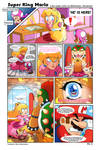 Super King Mario Comic (Page 5)