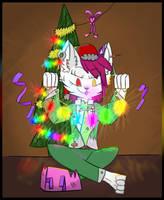 MERRY CHRISTMAS SOPHIEEE XXOXOX OK by guzmah