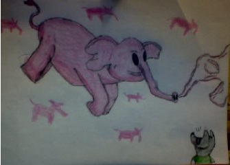 Roger 39 S Pink Elephant Problem By Salt Water On Deviantart