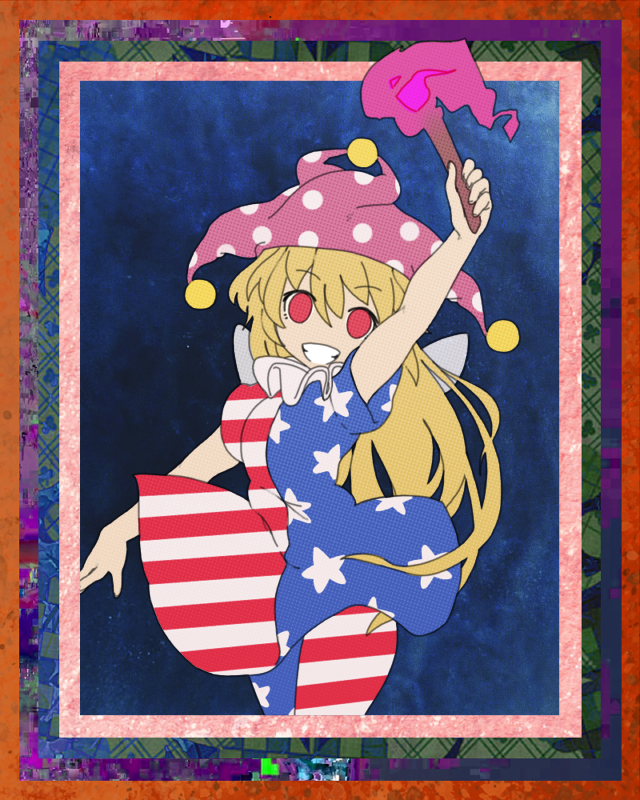 Clownpiece by Captain-Nero