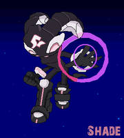 Sonic RPG: Shade by The-Shade-Club